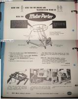 Motor Porter