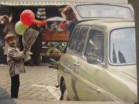 Vintage VW Calendar Images