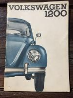 User manual 1964