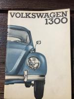 User manual 1965