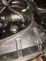 engine seal 68 Ghia