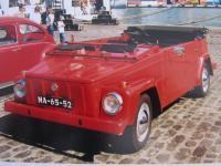 Portuguese VW 181