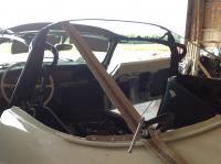 69 1/2 convertible top frame