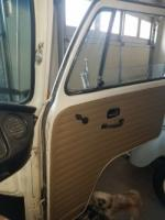 Airhead parts door seals for bay buses