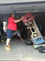 single cab repair