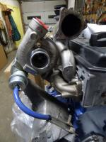 GT2052 turbo on AAZ manifold, TD/TDI conversion