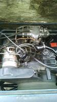 Squareback engine