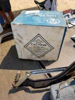 6-volt VW battery box