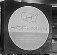 HOFFMAN Registry.  ALL NEW!
