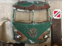 Vw bus front clip