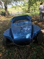 Fiberglass Buggy
