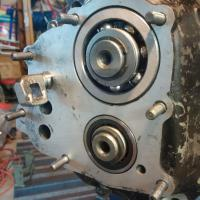 Two speed transmission for Electric car