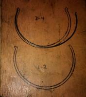 Shift plate springs