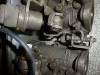 Twin DHLA carbs with FRAM filter
