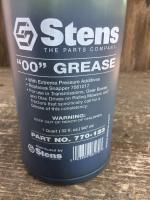 liquid transmission grease, NLGI grade 00 -- for steering boxes