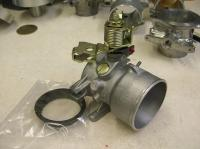 Mike's new throttle body