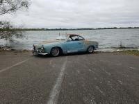 '69 chrome blue patina