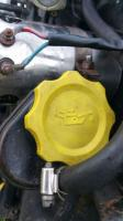 Defender Oil Cap for Buggy
