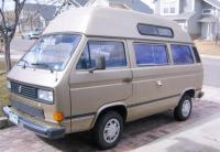 Fiberine Vanagon High Top Adventure Wagon Style
