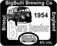 BigBulli home brew label!