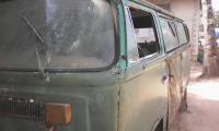 VW Bus In Tanzania
