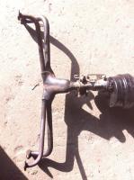 36 hp industrial intake