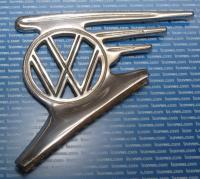 Flying VW bonnet emblems