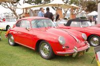 Porsche Club Concourse San Diego Region 2017