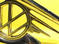 Flying VW bonnet emblems