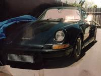 Our old 69 Targa we bought new. SF car. No Rust