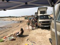 2nd Annual Vanagon and type 2 meet up at Folsom lake
