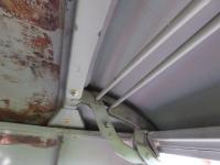 rear hatch hinge