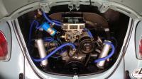 Bob's 72 engine compartment