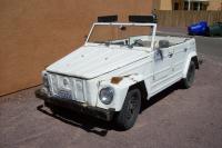 My 1973 Type 181 Thing
