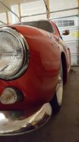 "Update on install of rader 17"" wheels on ghia"