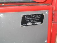 61 panel fire truck