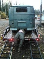 1958 Alaska Forest Find