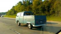 Bay Double Cab sighting. 485 outer Charlotte NC