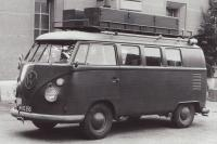 Vintage splitty