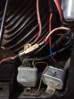 Alternator conversion wiring 1970  squareback with fuel injection