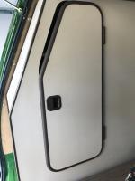 Rear cabinet door