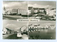 Schenefeld Oval and Fastback