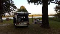 Caddo grasslands, TX. West Crockett Lake campground