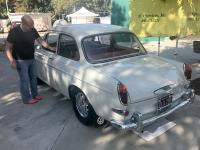 6500 mile Notchback