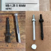Single Circuit Push Rod (Master Cylinder)