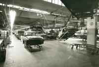 Onesbruck Karmann factory