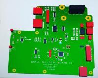 Tesla 'small' drivetrain PCB Layout