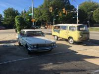 Out of the ordinary cars spotted