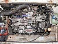 Subaru conversion