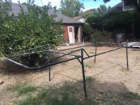 Singlecab lumber rack